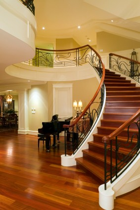 Hardwood flooring in Allandale FL by Abel Construction Enterprises, LLC