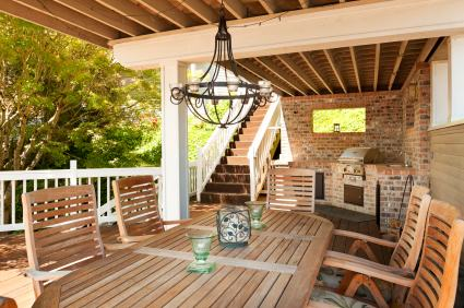 Deck building in Ormond Beach FL by Abel Construction Enterprises, LLC